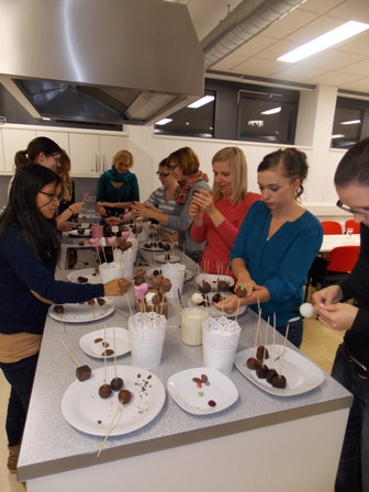 "Workshop: ""Pimp your Cake Pops """