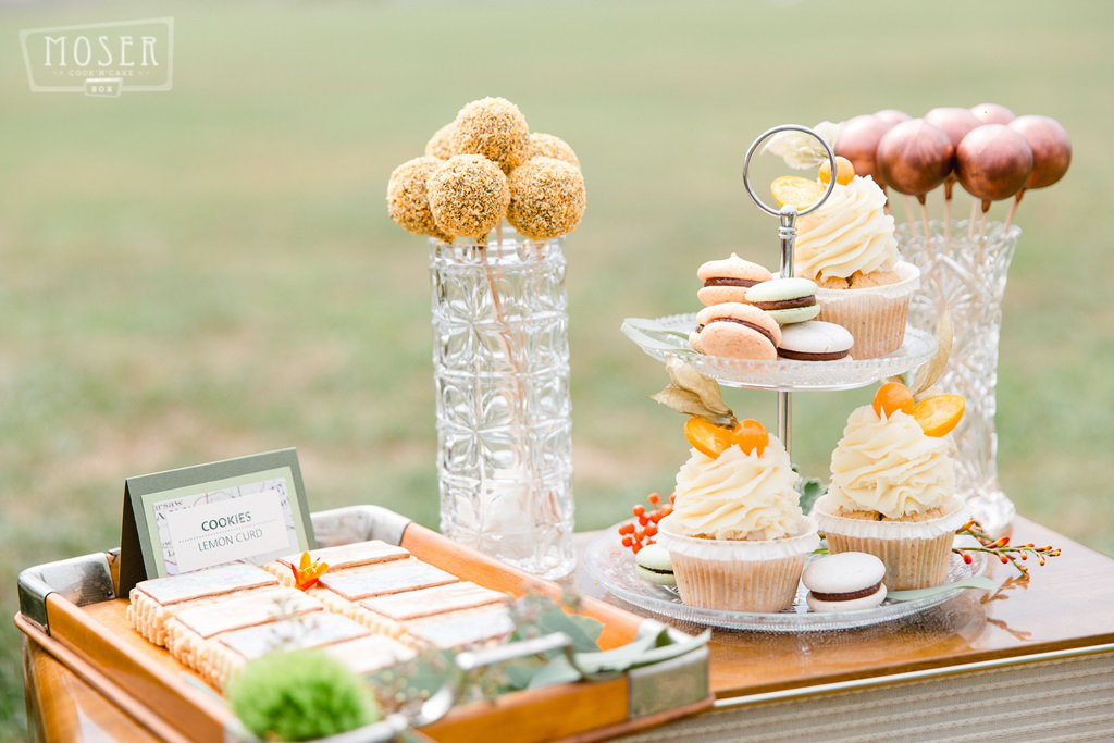 Fingerfood - pikante Cup Cakes, Cookies und Cake Pops