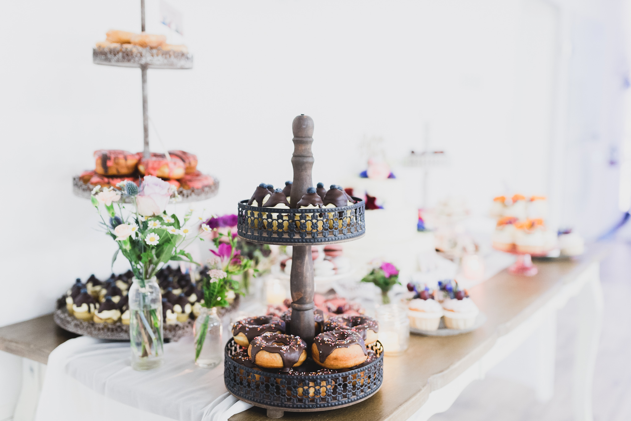 Sweettable Foto von Constantin Wedding