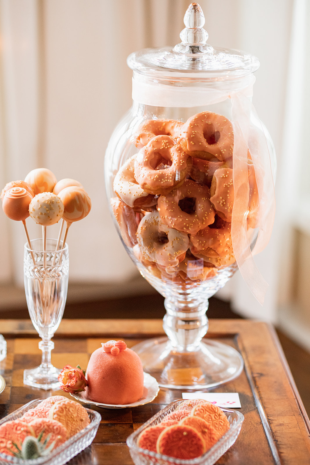 Donuts & Candy