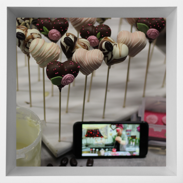 Kostenloser Cake Pop Online Workshop